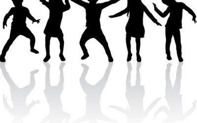 Leaning, Dancing, Stumbling