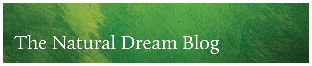 The Natural Dreamwork Blog Header